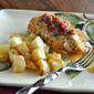 Cilantro-Lime Chicken & Idaho® Potatoes