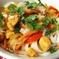 One Lovely Bowl of Noodles: Chiang Mai Curry Noodles with Chicken