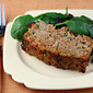 Recipe for quinoa turkey meatloaf