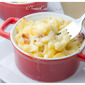 Bacon Macaroni and Cheese with Extra Sharp White Cheddar