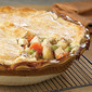 Baked Chicken Pot Pie Recipe