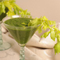 A Healthy Green Smoothie Cocktail to Ring in the New Year – - Here's to YOU!