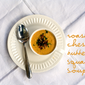 Roasted Chestnut & Butternut Squash Velouté