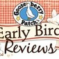 Tomorrow 's the big day! 4th & Final Gooseberry Patch Early Bird Review of 101 Cupcake, Cookie & Brownie Recipes!