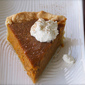 Baked Sweet Potato Pie