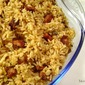 Moro de Guandules or Rice with Pigeon Peas