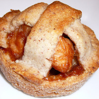 Almond-Crusted Vino Cotto (Vincotto) Apple Tart