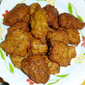 Paningil (Meen Mutta) Varuthathu / Deep Fried Fish Eggs