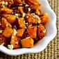 Recipe for Roasted Butternut Squash with Rosemary, Pecans, and Gorgonzola Cheese