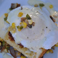 Our First Daring Cooks Challenge-Eggs Benedict Southwest Style