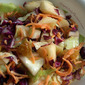 Fruity Coleslaw With Sweet Potato