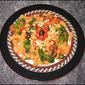 Pasta with Sundried tomato & Pine nuts sauce