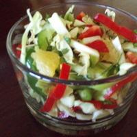 Image of Sunshine C Salad Recipe, Cook Eat Share