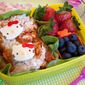 Hello Kitty Lasagna Bento