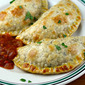 Recipe for shrimp and black bean empanadas