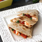 Shrimp, Sun-Dried Tomato & Feta Quesadilla Recipe
