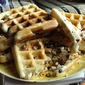 Waffles are the Breakfast of the Gods
