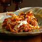 Default Pasta: Egg Noodle Fettuccine & Meatball Lasagna