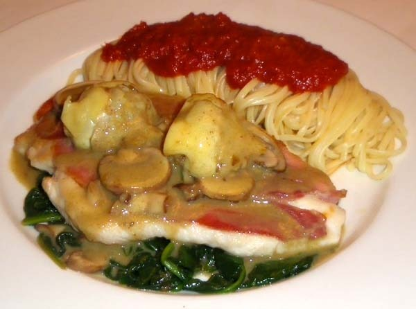 Chicken Saltimbocca Recipe by John - CookEatShare