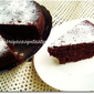 Eggless Easy Chocolate Cake