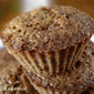 Mocca cupcakes with dried fruit