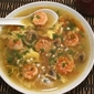Egg Drop Soup Recipe with Shrimp – Light and Delish!