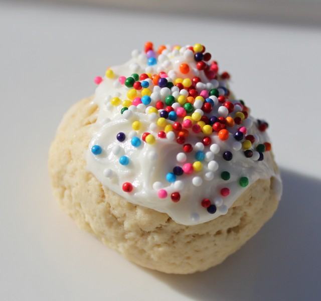 Grandma s soft italian cookies with frosting recipe by claudia