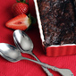 Lovin' Spoonfuls - Warm Raspberry-Chocolate Pudding Cake