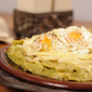 No Time for Dinner? Make Our Avocado Tomatillo Chilaquiles in 10 Minutes Flat!