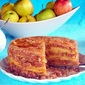 Pressure Cooked and Caramelized Apple Crumb Cake Beginner Basics: Lesson 8 - Bain Marie or Water Bath