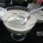 Eggless Sugarless Vanilla Pudding