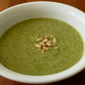 Broccoli and Pine-Nut Soup