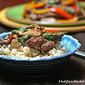 Spicy Beef with Thai Basil