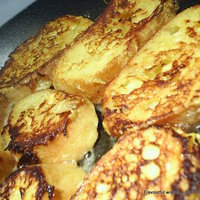 SAMBUCA samba to ORANGE ANIS rustic FRENCH TOAST