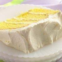 Image of Lemon Velvet Cream Cake Recipe, Cook Eat Share
