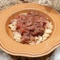 Lamb Stew with Tomatoes and Spices