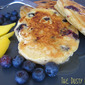 Help! I'm Addicted To Blueberry Lemon Pancakes