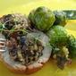 Mushroom Stuffed Pork Sirloin