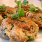 Tuna Shrimp Cakes