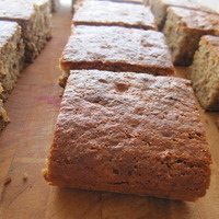 Banana Tahini Bread