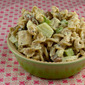 Turkey Dried Cherry Pasta Salad