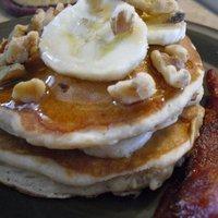 Pancakes à la Elvis