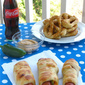 Soft Pretzel Dogs (an homage to Auntie Annie's Pretzels)