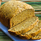 Bread Machine Recipe for 100% Whole Wheat Bread with Oats, Bran, and Flax Seed (Revisited Recipe)