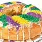 King Cake Recipe for Mardi Gras
