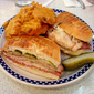 Vegetarian Cuban Sandwich
