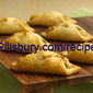 Super Bowl Crab-Filled Crescent Wontons