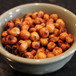 Crunchy Creole Roasted Chick Peas
