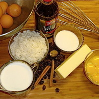 Creole Rice Pudding
