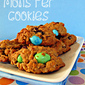 (Cookie) Monster Cookies